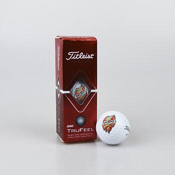 Golfbollar 3 pack Titleist