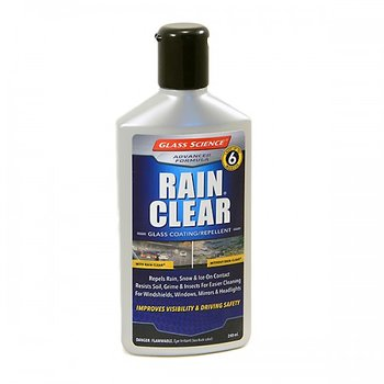 Rain Clear 240ml | Glass Science