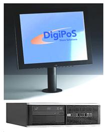 30 % vid order DigiPoS - HP kassasystem