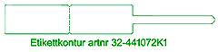 Etikettdimensionsfilen StockDB