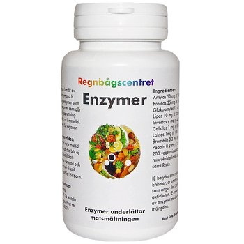 Enzym & Enzymtillskott