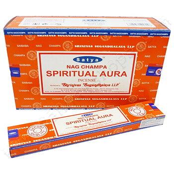 Rökelser Nag Champa Spiritual Aura