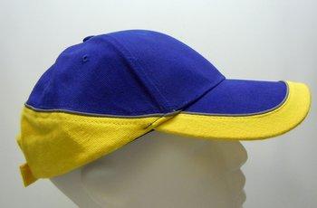 Keps blå & gul
