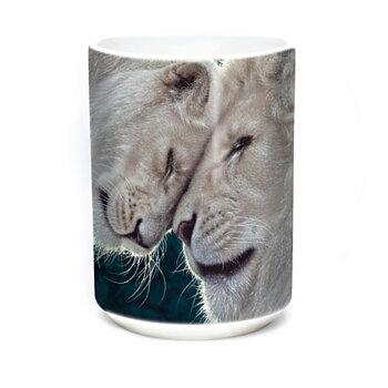 Lejon på mugg 42,6 cl