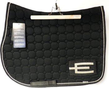 Equiline E-Logga Glitterguld Allround Schabrak Svart Full