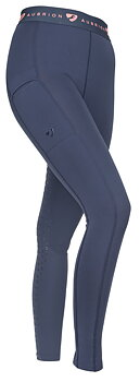 Aubrion Dutton Riding Tights - Sport Navy