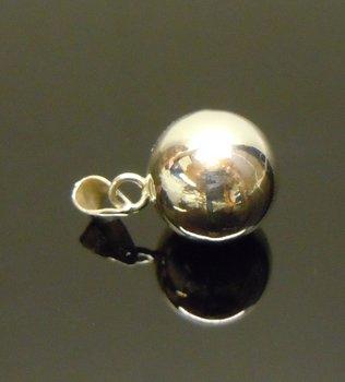 Bola, sjungande änglaklocka - ett gravidsmycke som sjunger för bebisen 16 mm
