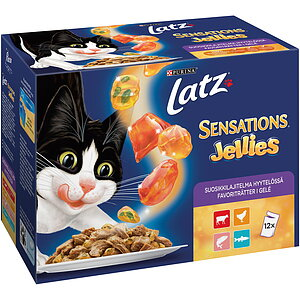 Latz (Pussi) Sensations Favoriträtter