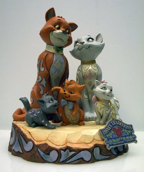 Aristocats Carved By Heart,