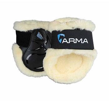 ARMA Carbon SupaFleece Strykkappor Svarta