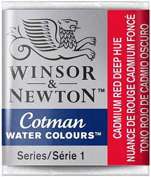 098 Cadmium Red Deep Hue, 1/2 kopp