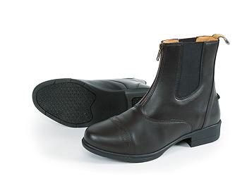 Clio Paddock Boots Svarta