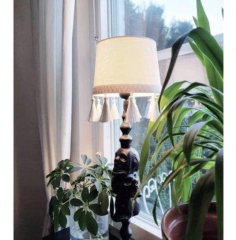 Lampskärm 20 - Tofs Vit