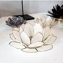 Lotus Ljushållare - Naturvit