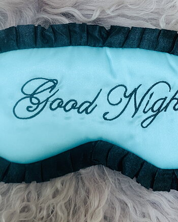 Sleep Mask Turkos