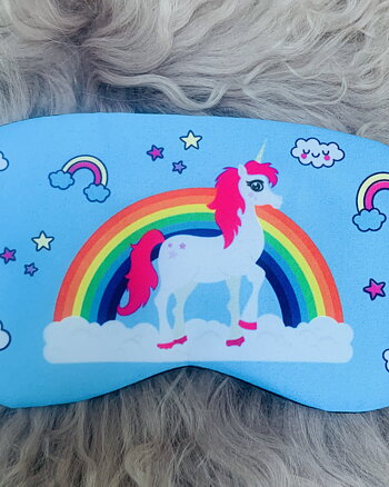 Sleep Mask Unicorn