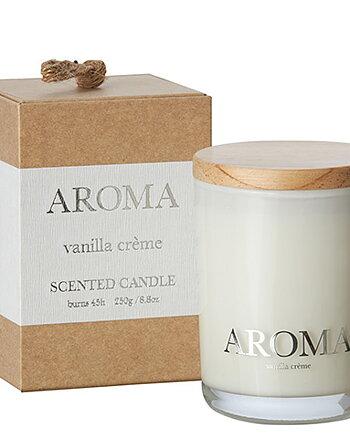 Doftljus Aroma Vanilla creme