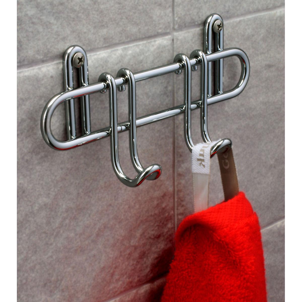 Wieszaki na ręczniki