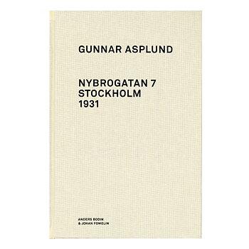 Gunnar Asplund: Nybrogatan 7, Stockholm, 1931