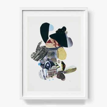 Emma Larsson COLLAGE No. 01 - Limited Edition Print