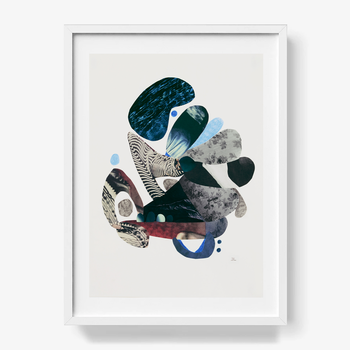 Emma Larsson COLLAGE No. 03 - Limited Edition Print