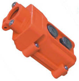 Actuator Handheld Control box with 2 buttons