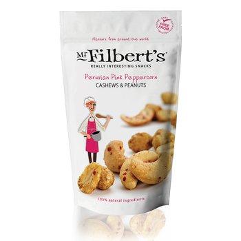 Mr Filbert's Cashew- & jordnötter Peruansk Rosépeppar