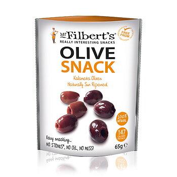Mr Filbert's urkärnade Kalamata-oliver, 65 g
