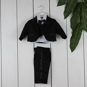 Svart kostym baby
