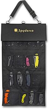 Spyderco - Spyderpac Small - Knivförvaring För 18 Knivar