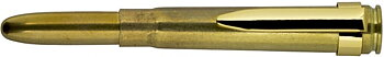 Fischer Space Pen - Bullet H.H Casing Cartridge Patron I Mässing