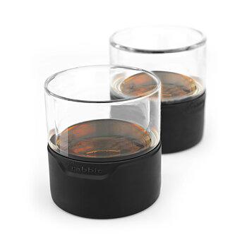 Rabbit - Whiskeyglas Freeze  - Istället För Isbitar! 2-pack