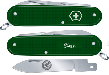 Victorinox - Alox Cadet 84 Mm EDCN/Slims.se Edition