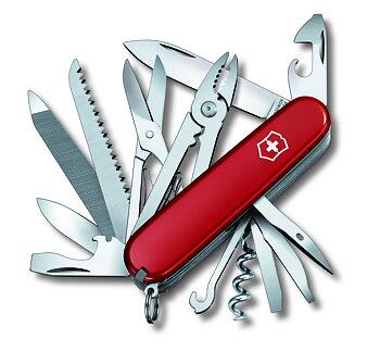Victorinox - Handyman 91 Mm Fällkniv Med 24 Verktyg Och Funktioner