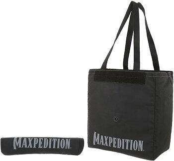 Maxpedition - Roll Up Tote Black Svart