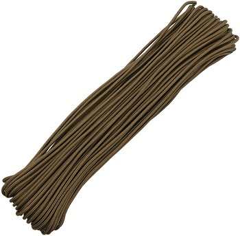 Atwood Rope MFGl 275 Paracord Coyote Brown Brun