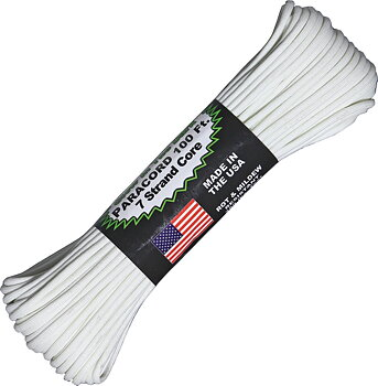 Atwood Rope MFGl 550 Paracord Glow In The Dark