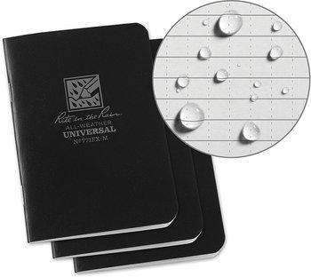 Rite In The Rain - Mini Notebook Svart