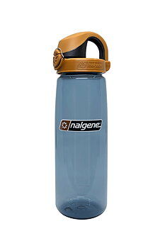 Nalgene - Vattenflaska OTF On The Fly - Rhino Brown Cap 0,7 Liter