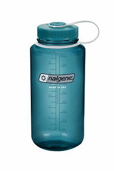 Nalgene - Vattenflaska Cadet Blå Wide Mouth 1 Liter