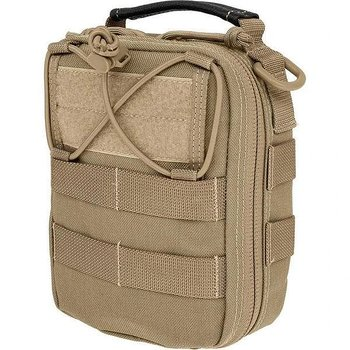 Maxpedition - FR-1 Combat Medical Pouch - Khaki