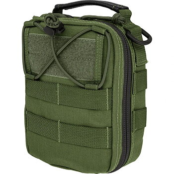 Maxpedition - FR-1 Combat Medical Pouch - Grön