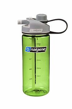 Nalgene - Vattenflaska MultiDrink Grön 0,6 Liter