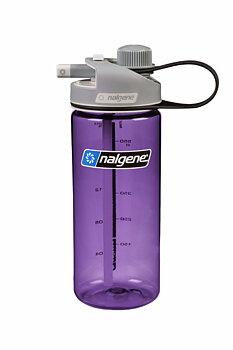 Nalgene - Vattenflaska MultiDrink Lila 0,6 Liter