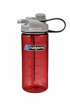 Nalgene - Vattenflaska MultiDrink Röd 0,6 Liter