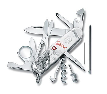 Victorinox - Explorer Swiss Spirit Special Edition 2020 91 Mm Fällkniv