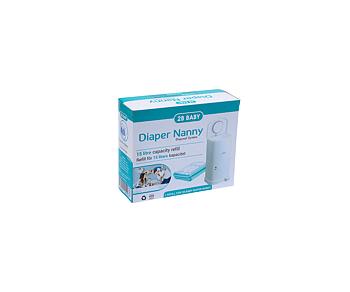 2B Baby Diaper Nanny Refill 1-P