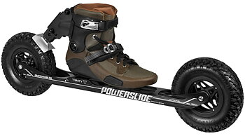 Powerslide - Grave Digger Trinity 200 - Nordic Skates