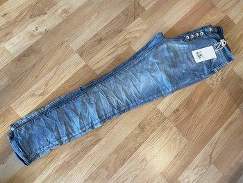 Toxik 3 Jeans Ljusblå