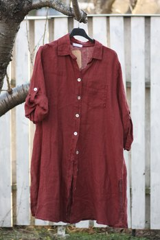 Rost  Linne Kimono/Klänning